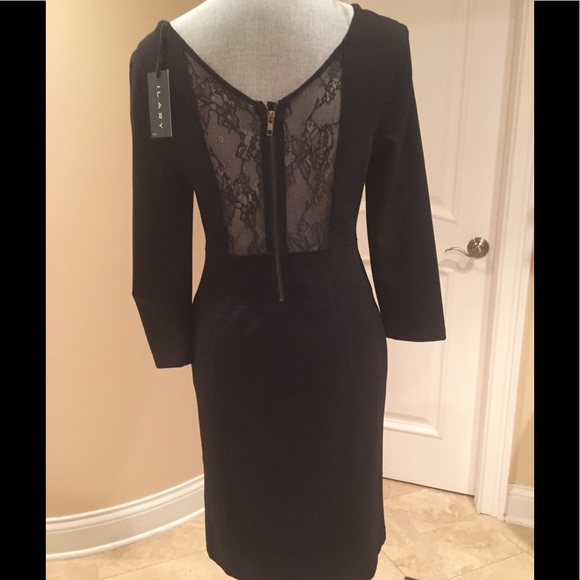 Ilary Dresses & Skirts - NWT Cocktail Black Dress